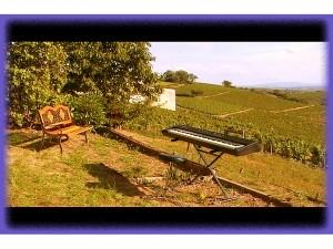 piano grain